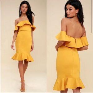 Lulu's Confidence Boost Dress